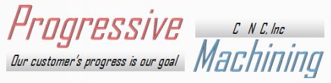 Progressive Machining CNC Logo